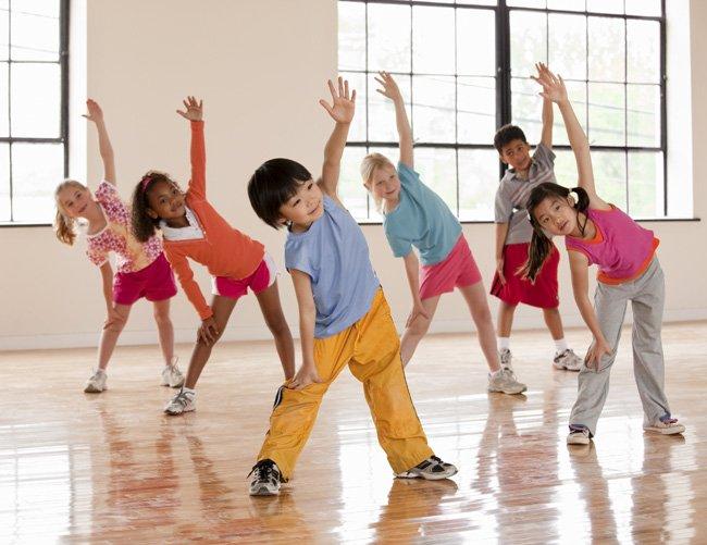 5 lí do trẻ em nên tập thể dục từ nhỏ