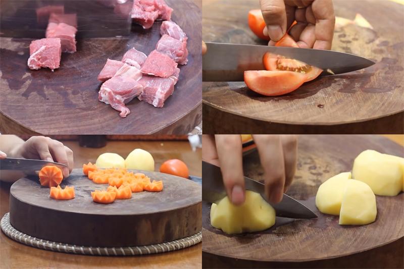 thịt bò hầm khoai tây anh 3