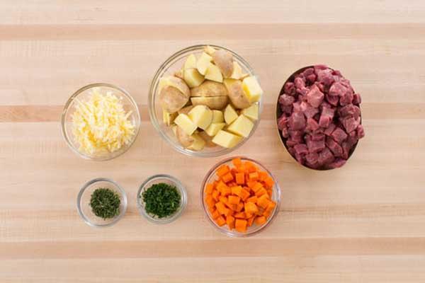 thịt bò hầm khoai tây anh 4