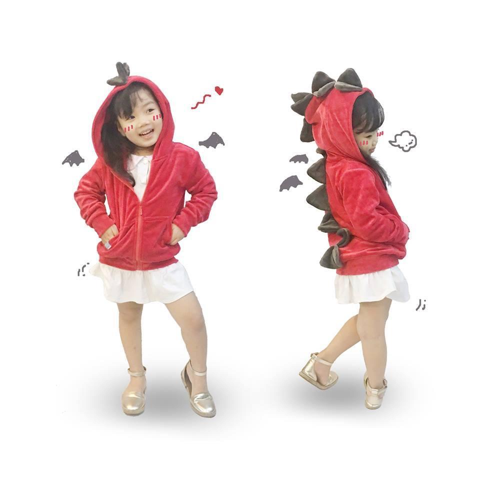 thời trang sành điệu cho bé