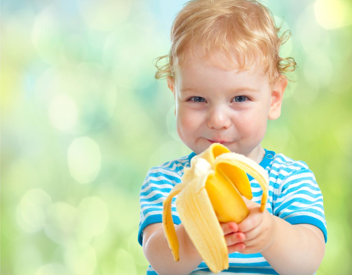 thực phẩm giúp trẻ ngủ non