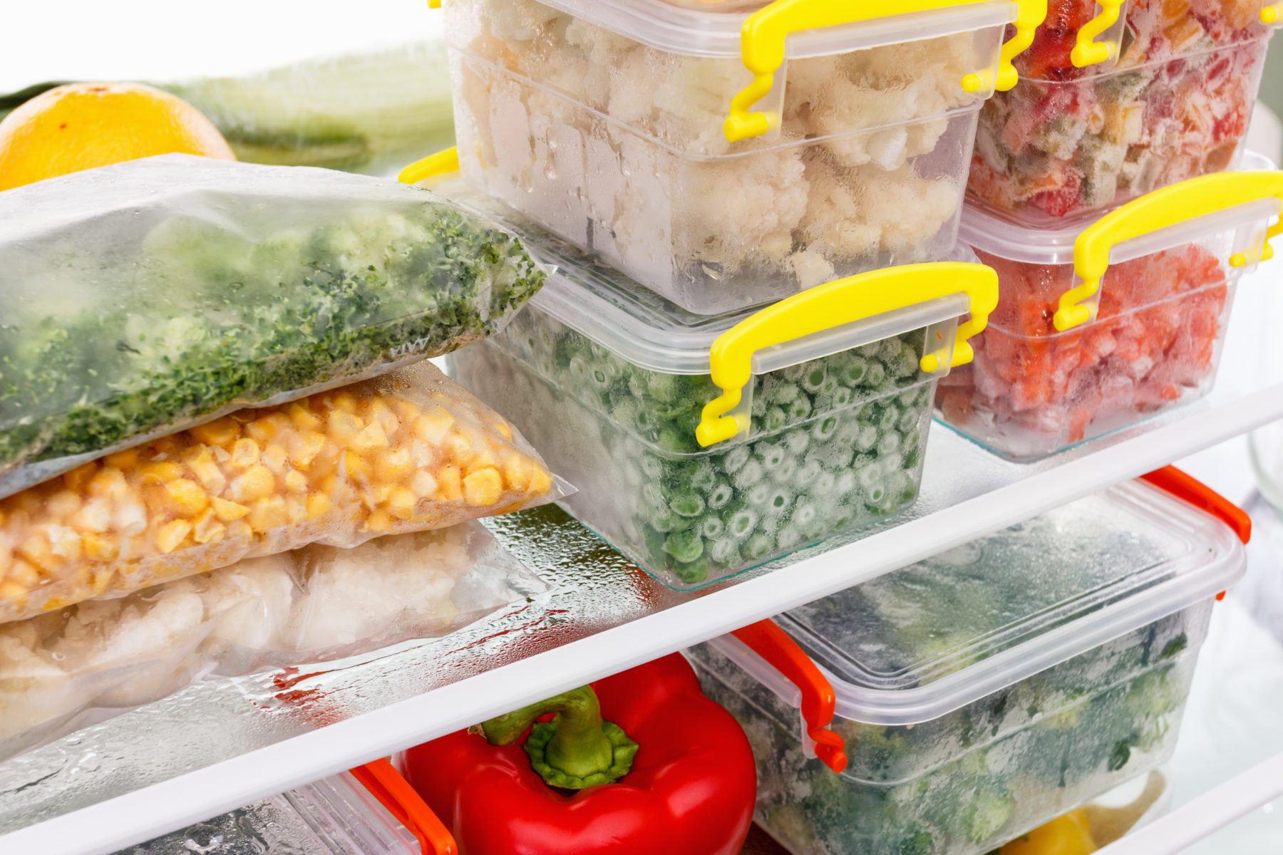 Những nguyên bảo quản thực phẩm