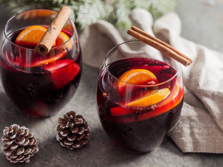 Đồ uống mùa giáng sinh