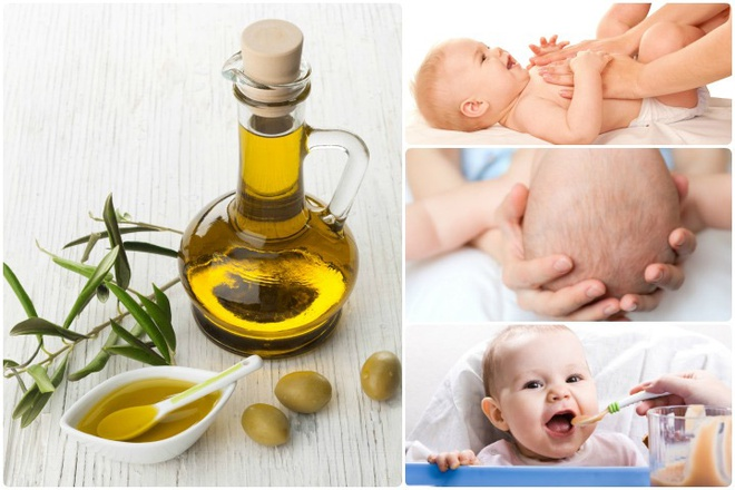massage hạ sốt nhanh cho trẻ