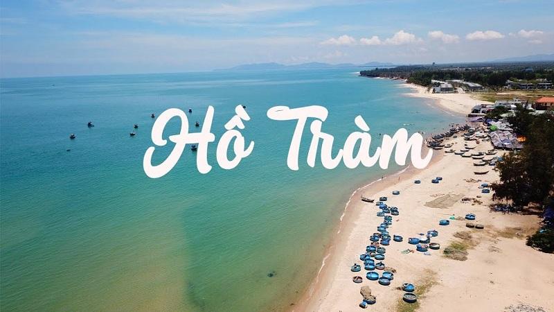Tận hưởng kì nghỉ tết dương lịch yên bình bên Hồ Tràm - Vũng Tàu