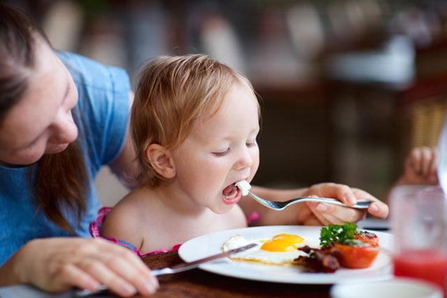 thực phẩm giúp trẻ khỏi ốm