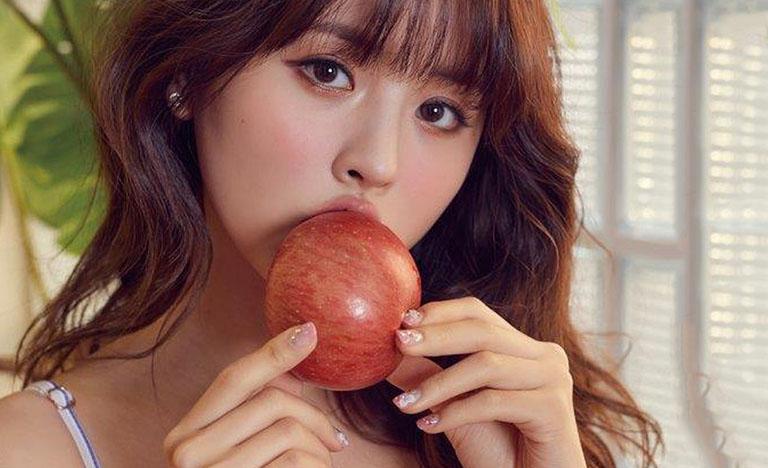 ăn táo tăng ham muốn yêu