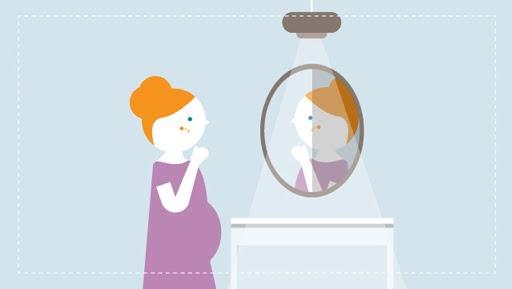 Tuyệt chiêu kiểm soát mụn khi mang thai