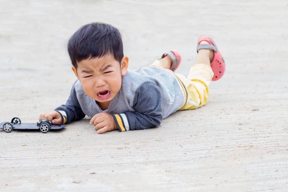 Bí quyết nằm lòng giúp cha mẹ trị dứt điểm bệnh ăn vạ ở trẻ nhỏ