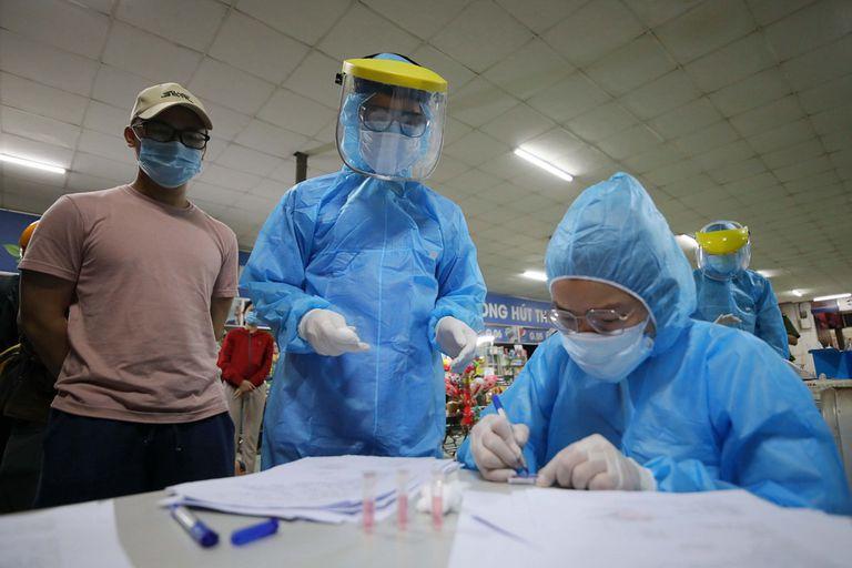 Thực hư cụ bà nghi mắc SARS-CoV-2 tại Thanh Oai như thế nào?