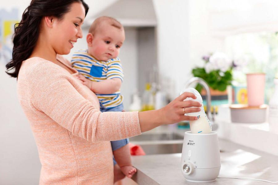 Top 5 máy hâm sữa tốt và bán chạy nhất hiện nay