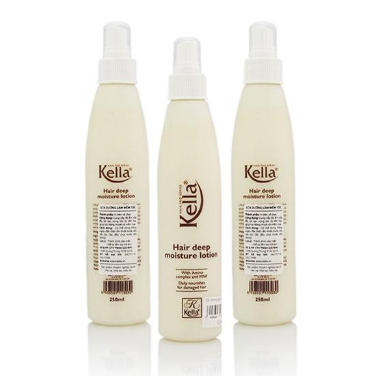 5 loại xịt dưỡng tóc