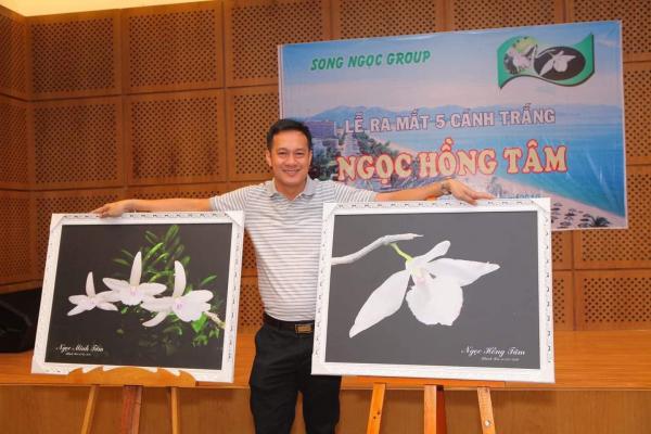 Nguyễn Nam Tuấn và hành trình sưu tầm lan var đầy thú vị