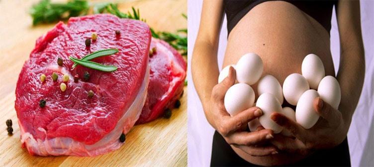 Phụ nữ có bầu nên ăn gì để thai nhi phát triển toàn diện ngay từ trong bụng mẹ?
