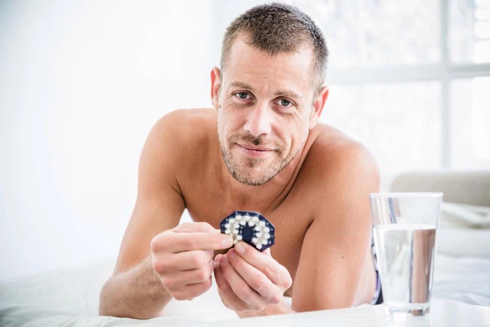 thuốc tránh thai cho nam giới