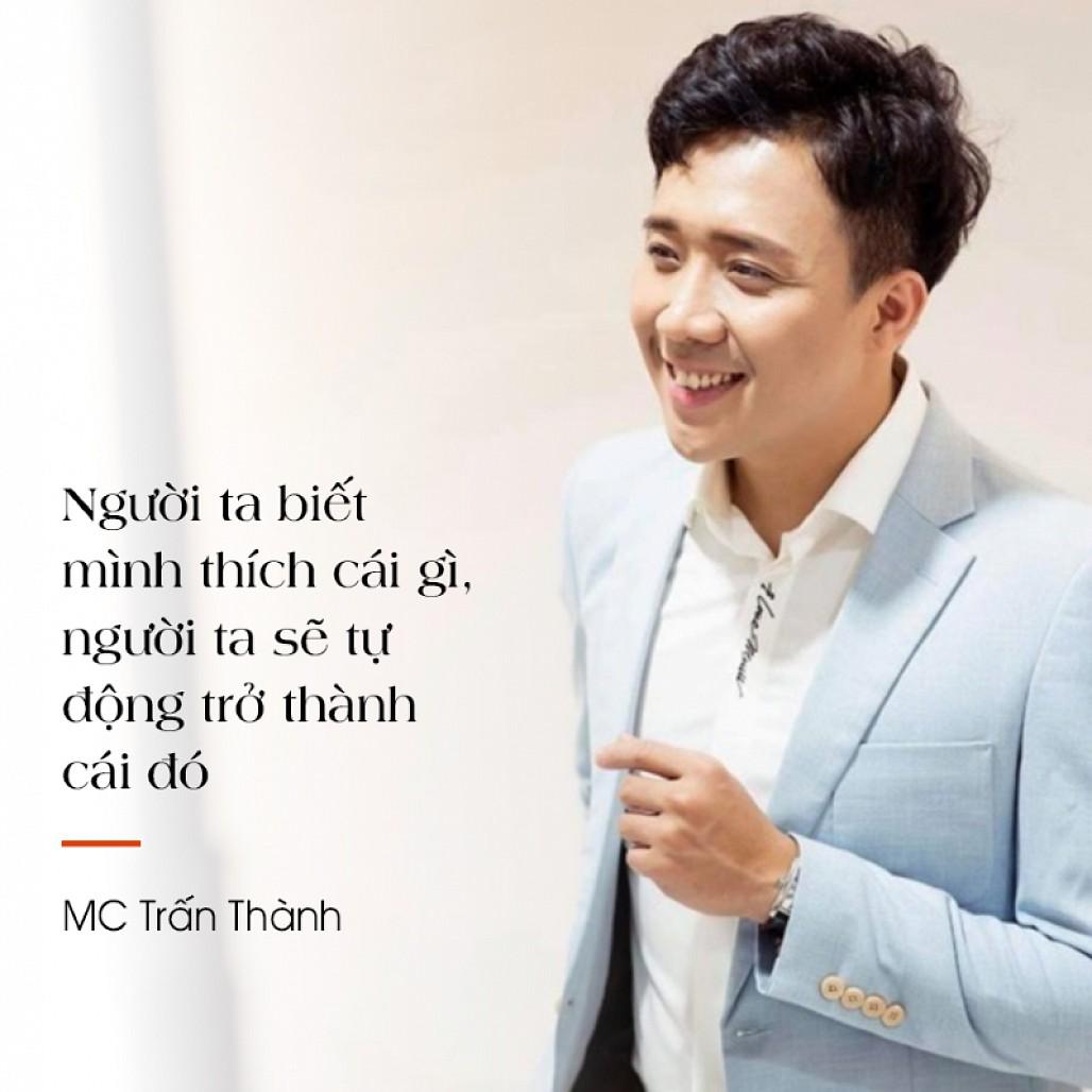 cau noi hay Tran Thanh