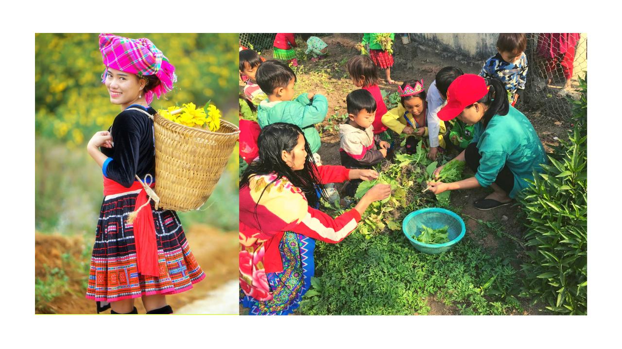 Cô giáo 9X người H'Mông dạy ở điểm trường xa nhất của huyện vùng cao biên giới.