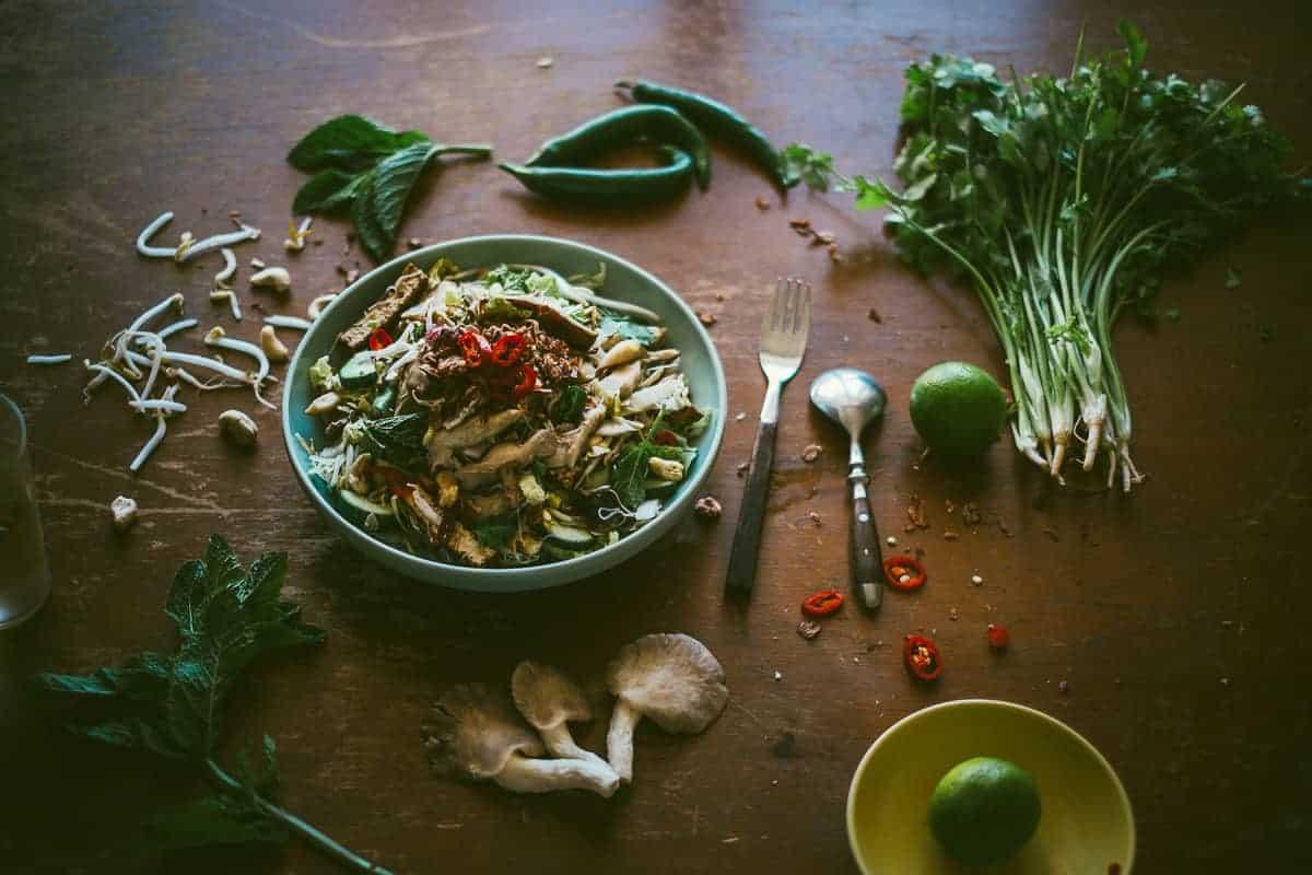 salad nam