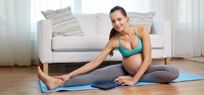 Những nguyên tắc an toàn mẹ bầu cần chú ý khi tập thể dục