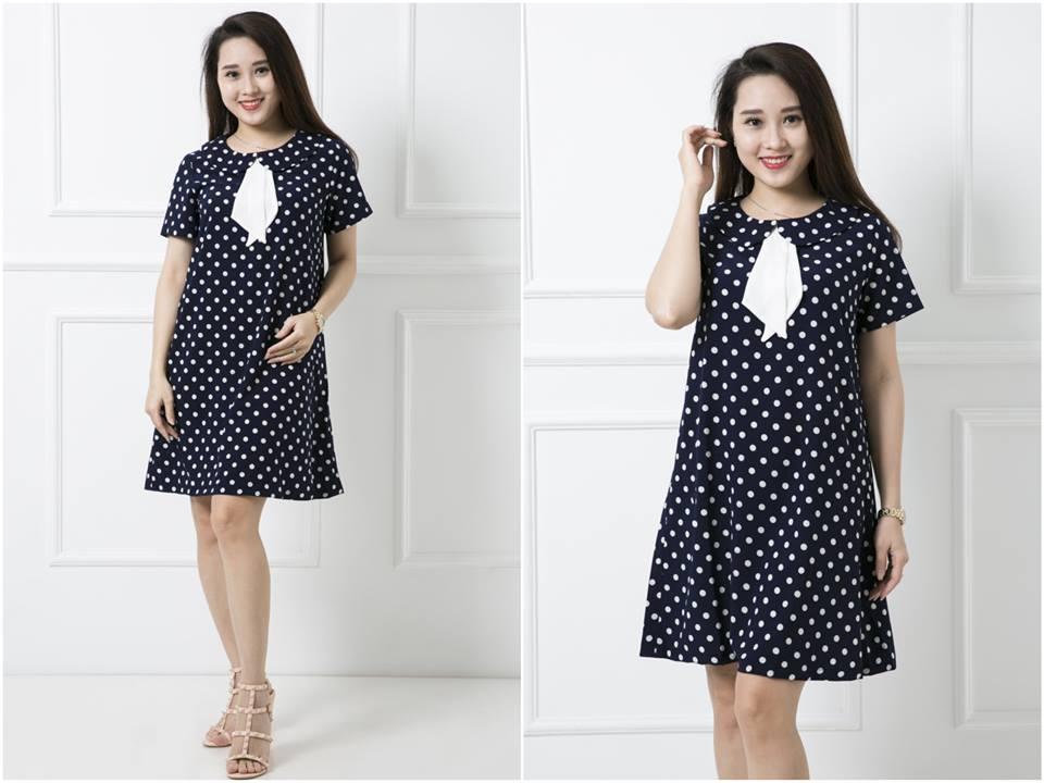 Chọn váy bầu mùa hè cần phải đáp ứng tiêu chí về chất liệu, kiểu dáng…