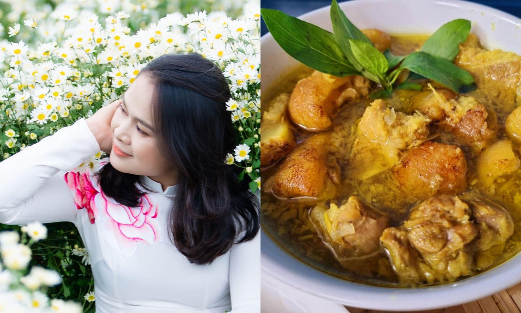 Mẹ đảm ở Nam Định tiết lộ cách nấu món chân giò giả cầy ngon bất bại