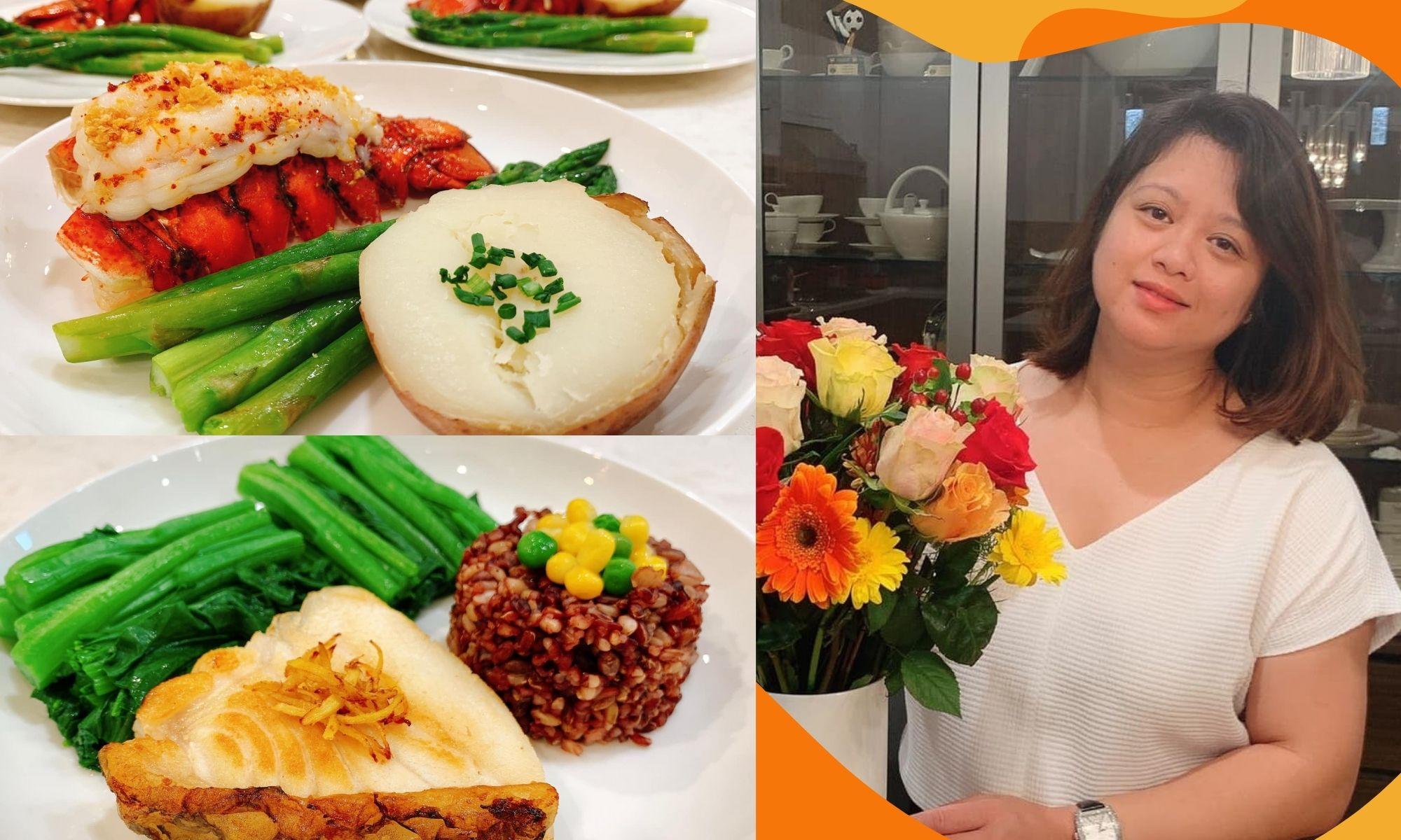 Tham khảo chế độ ăn Eat Clean với loạt món ăn hấp dẫn của mẹ đảm chia sẻ