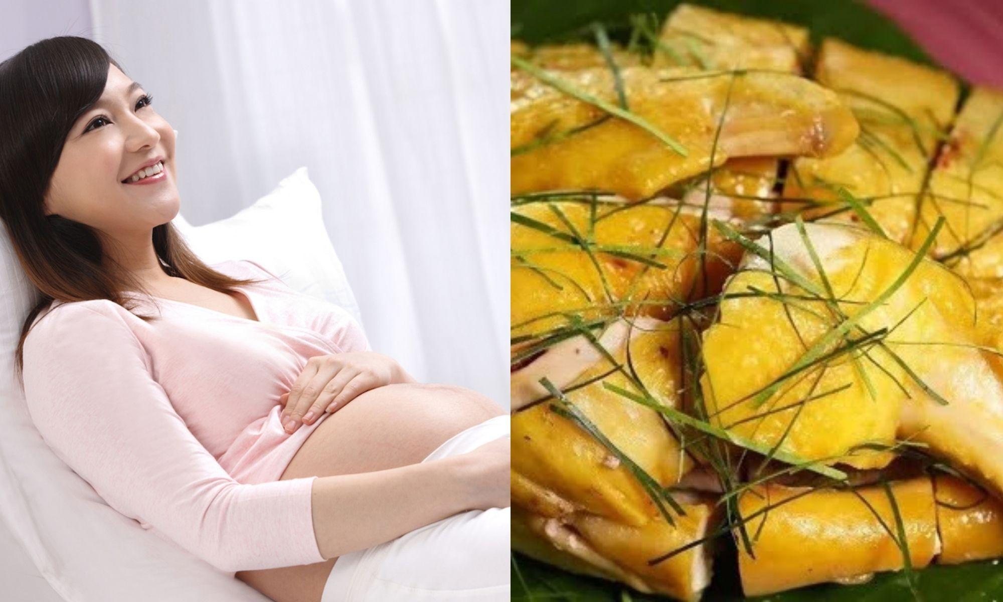 Bà bầu ăn thịt gà: Một thực phẩm tuyệt vời giúp an thai và giàu dinh dưỡng
