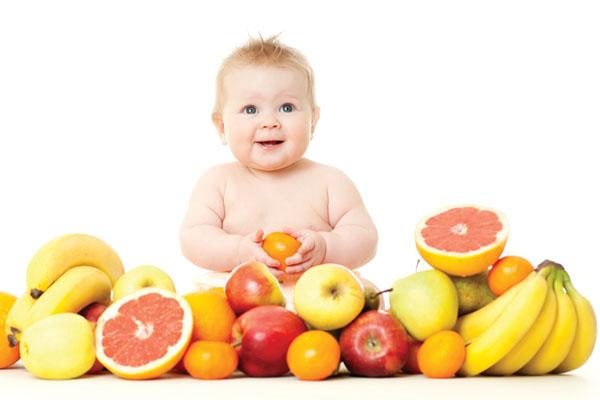 Giúp mẹ lựa chọn hoa quả ăn dặm tốt nhất dành cho bé
