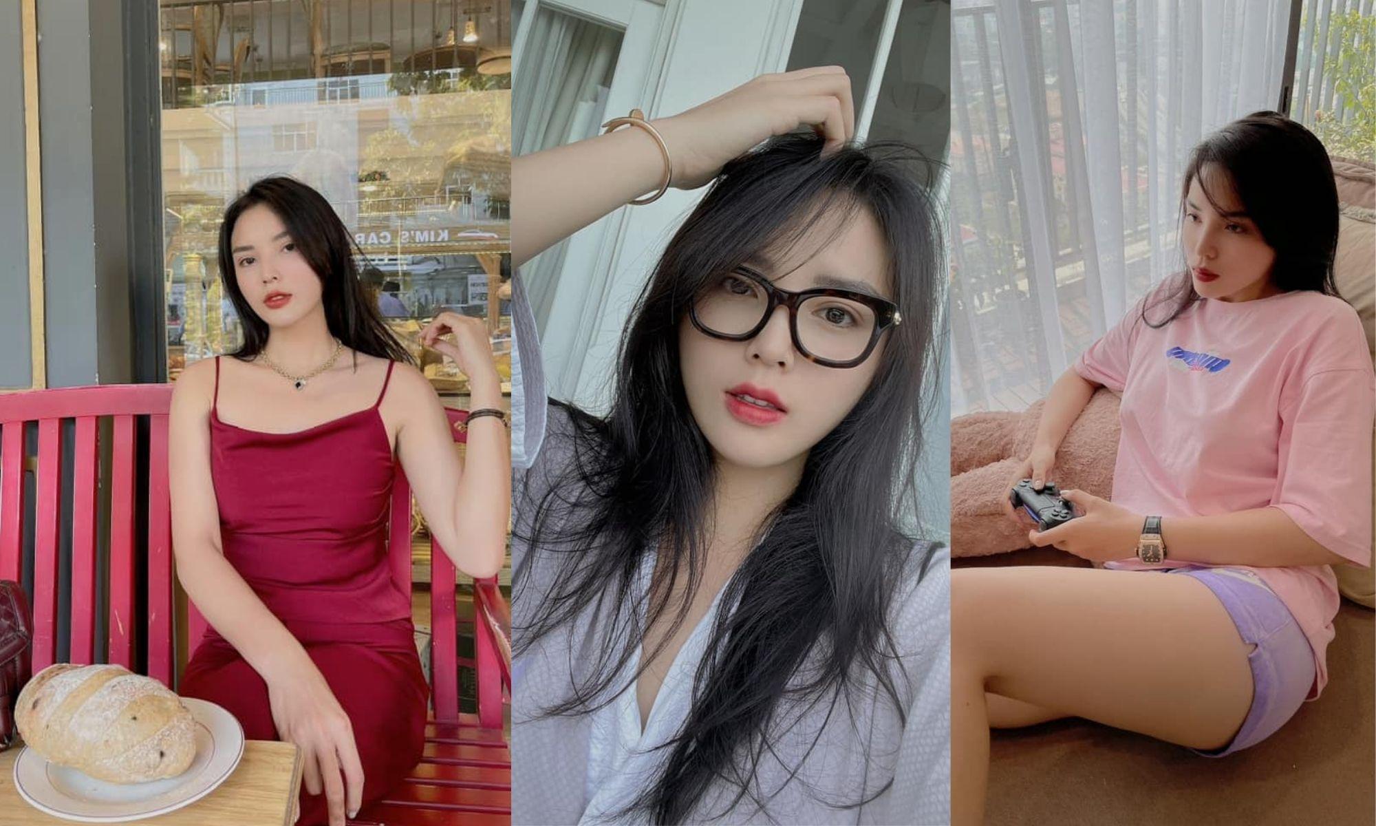 Hoa hậu Nguyễn Cao Kỳ Duyên ngày càng thăng hạng nhan sắc
