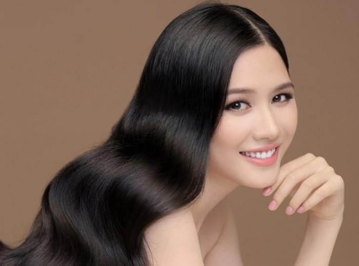 Tóc rụng nhiều sau sinh: Làm ngay mặt nạ ủ tóc, sau 3 ngày tóc mọc nhanh, thẳng mượt tự nhiên