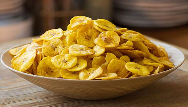 Cách làm một số món ăn vặt từ chuối dành cho cả gia đình