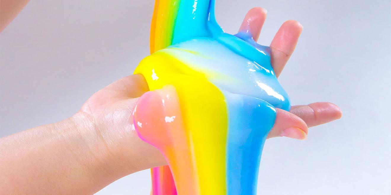 Slime là gì? Slime có thực sự là đồ chơi an toàn cho trẻ hay không?