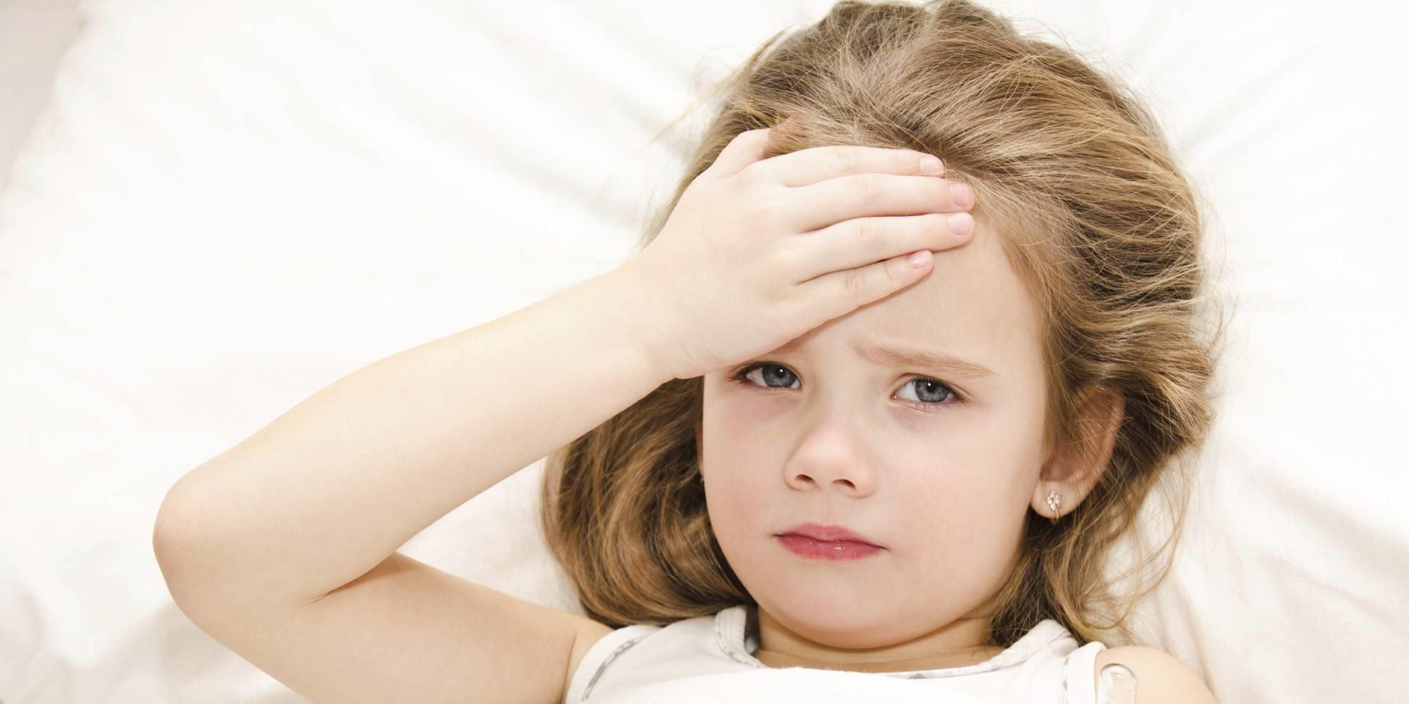 Dấu hiệu sốt siêu vi ở trẻ nhỏ mà các phụ huynh nên biết