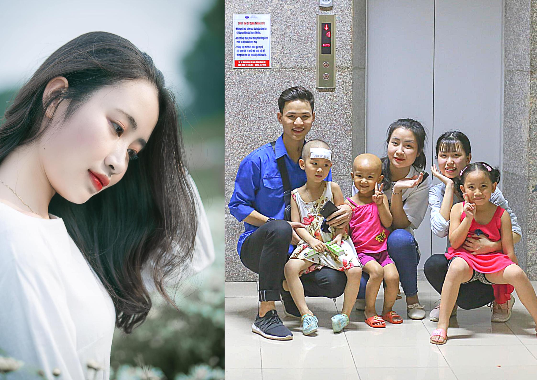 Cô gái 9X nghị lực vượt qua nỗi đau mồ côi, khuyết tật, trở thành dược sĩ xinh đẹp