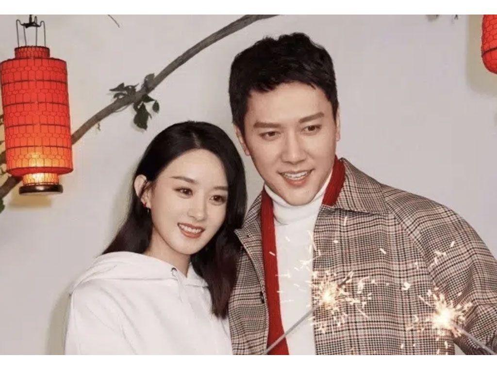 Sau khi kết hôn Triệu Lệ Dĩnh và Phùng Thiệu Phong trở thành cặp đôi quyền lực trong showbiz Trung Quốc