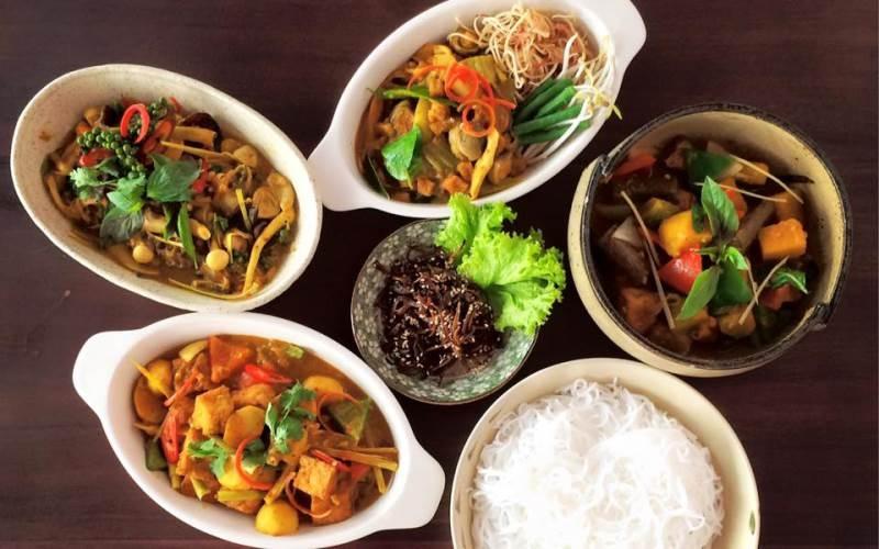 3 công thức làm món chay tốt cho sức khoẻ mà không phải ai cũng biết