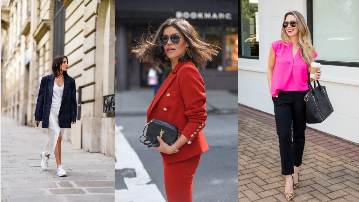 Gợi ý cách phối màu quần áo khiến các nàng trở nên thời thượng!