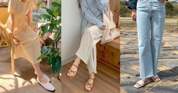 Nhất định bạn phải sở hữu những mẫu giày dép mùa hè này trong tủ đồ