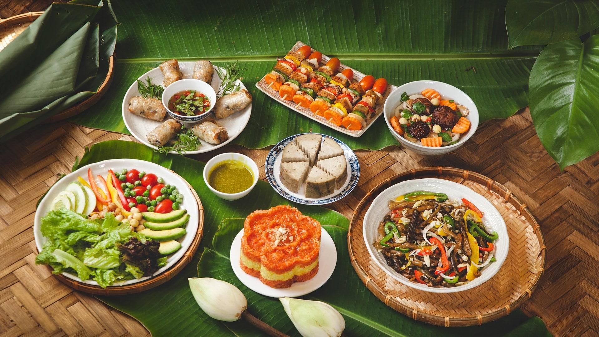 Địa chỉ những nhà hàng ăn chay ngon tại Hà Nội nhất định bạn phải thử!