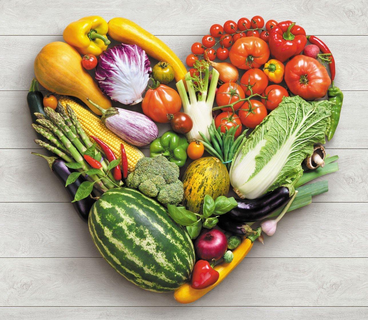 Cách để sống khỏe: Yêu chiều thực phẩm là yêu thương chính mình