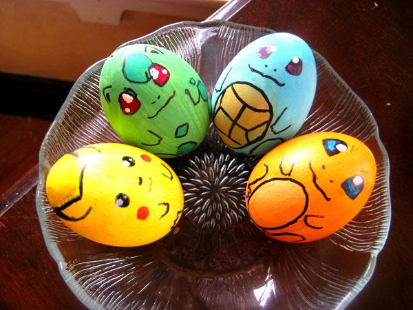 Cách làm đồ chơi, đồ trang trí bằng vỏ trứng cực dễ thương hình 1
