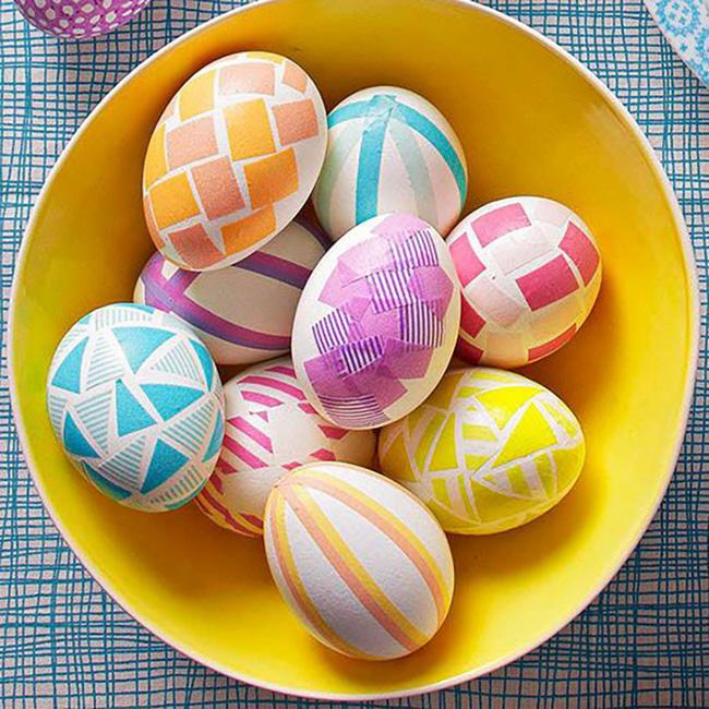 Cách làm đồ chơi, đồ trang trí bằng vỏ trứng cực dễ thương hình 2