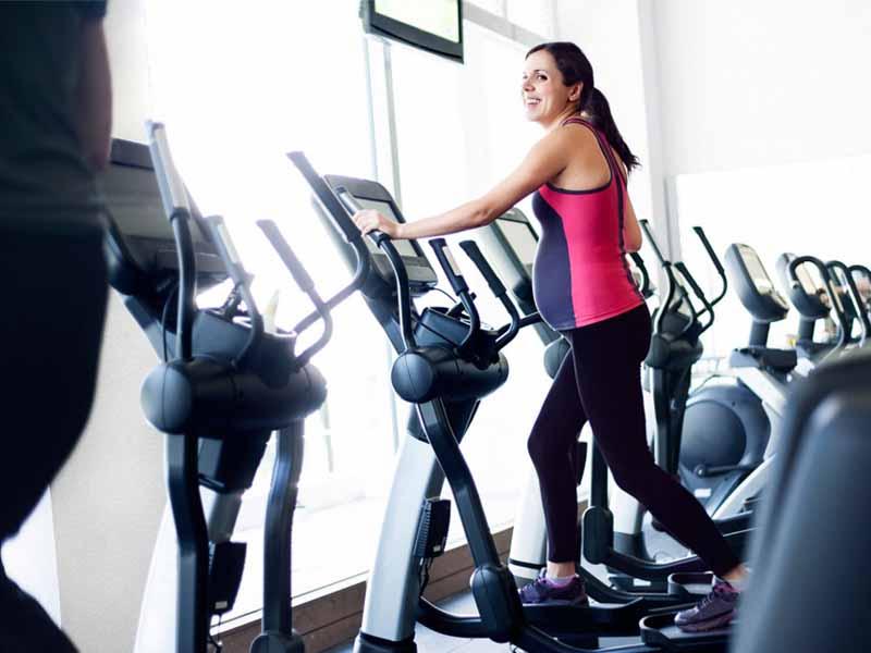 nguyen tac tap Gym an toan cho ba bau