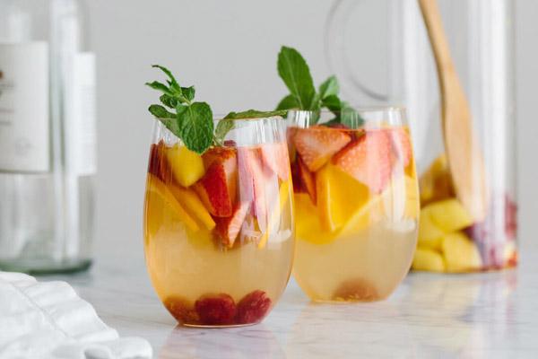 cocktail trai cay