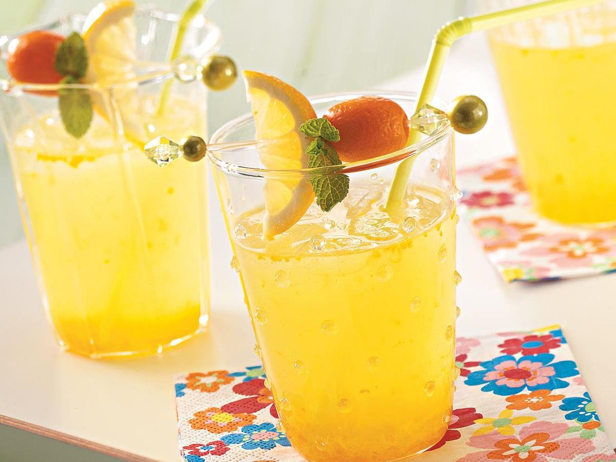 Công thức pha chế cocktail trái cây giải nhiệt cho mùa hè