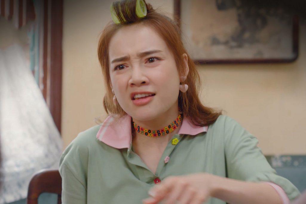 Nhã Phương hoàn toàn lột xác trong phim mới