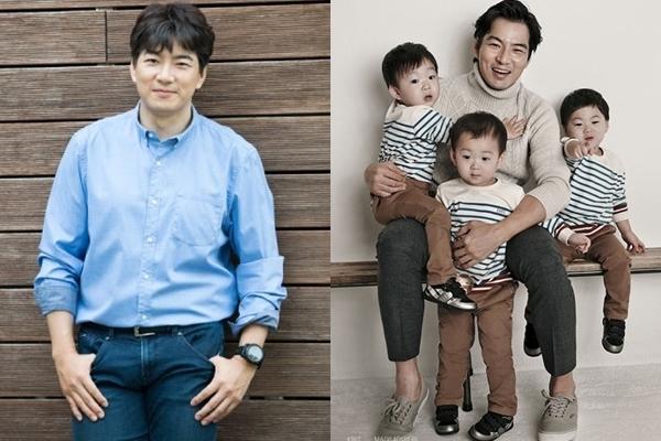 Bộ ba nhóc tỳ Daehan, Minguk, Manse của tài tử
