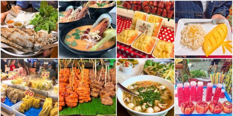 Gợi ý cho bạn những món ăn vặt nhất định phải thử khi đến Thái Lan