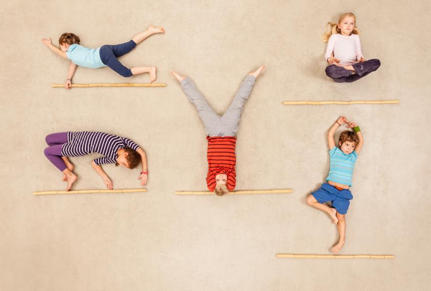 Lợi ích tuyệt vời từ những bài tập Yoga cho trẻ mà bố mẹ nên biết