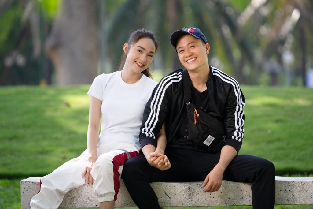 """Lương Mạnh Hải - Minh Hằng hội ngộ trong phim """"Mẹ ác ma, cha thiên sứ"""""""